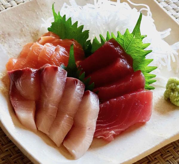 Суши сашими
