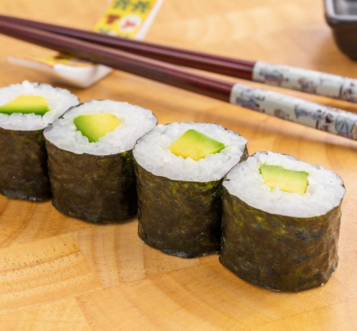 Суши Хосомаки Авокадо