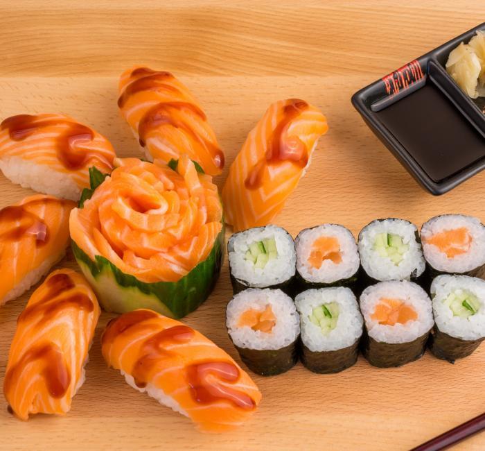 Суши сет Токио Сашими