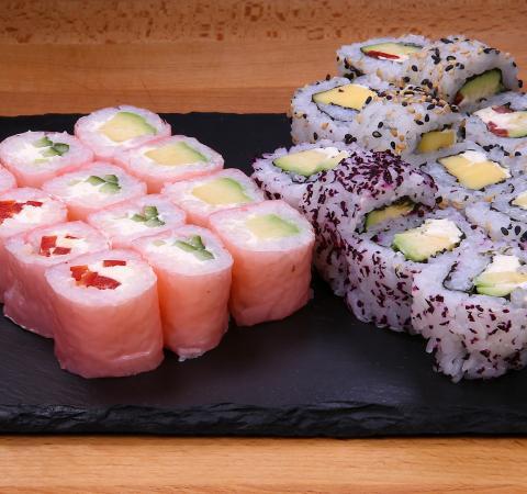 Суши сет Веге Екзотик